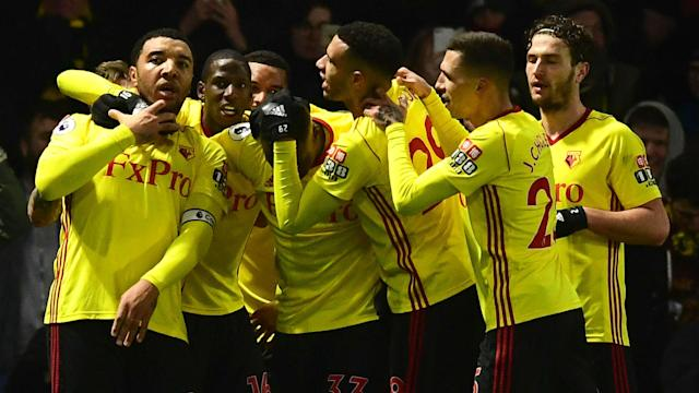 Troy Deeney's winner against Everton was his first goal from open play in 27 games, a stat that did not concern the Watford striker.