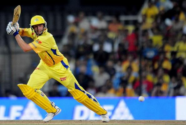 Chennai Super Kings v Delhi Daredevils - IPL : News Photo