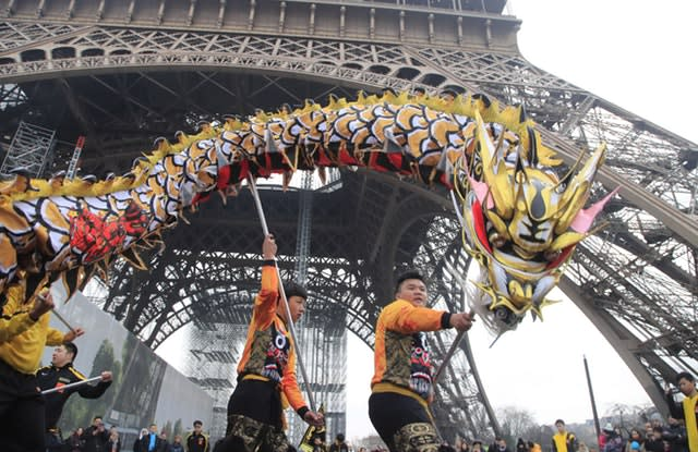 France Chinese New Year