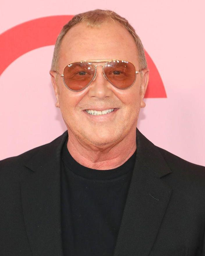 """<p>Another iconic designer, Kors was actually born """"Karl Anderson Jr.""""</p>"""