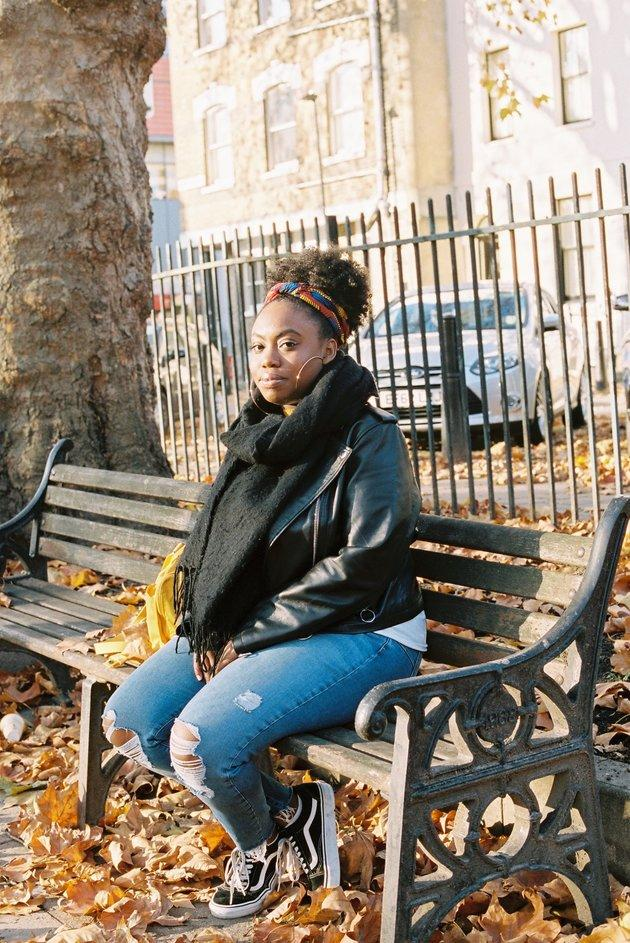 As well as experiencing homophobia, Christania has also had to deal with racism from within the LGBT community.