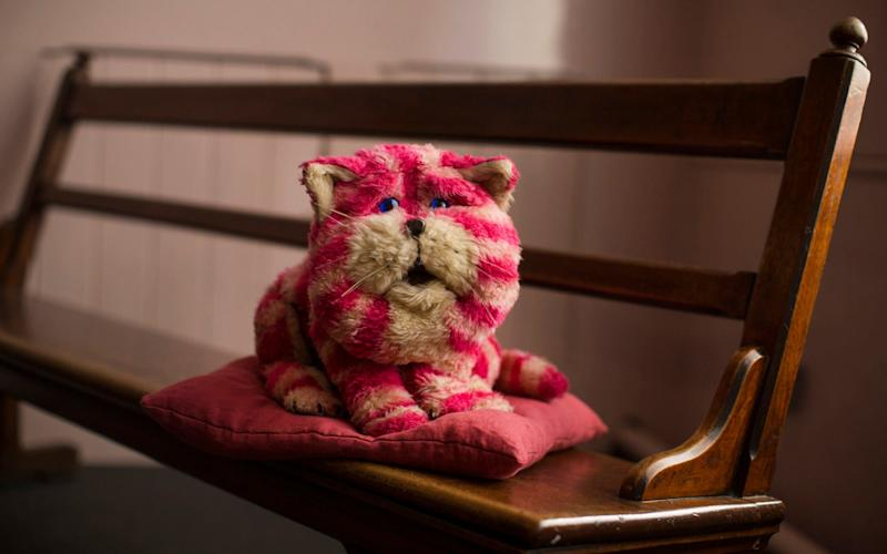 Bagpuss, the Magic Roundabout and the Clangers were all part of a golden era of children's television - warren allott