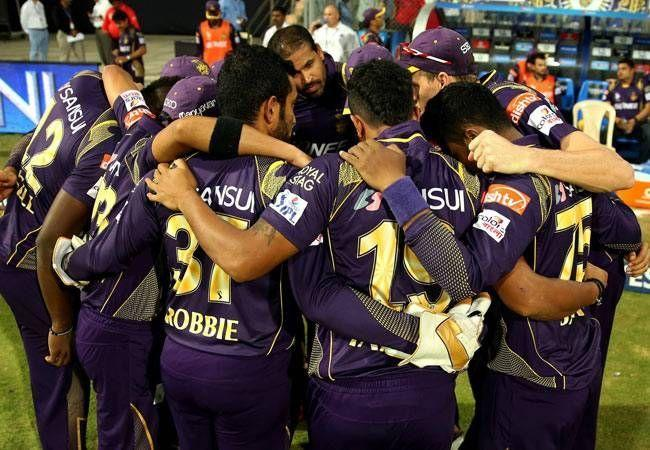 KKR extended their winning run to 10 matches