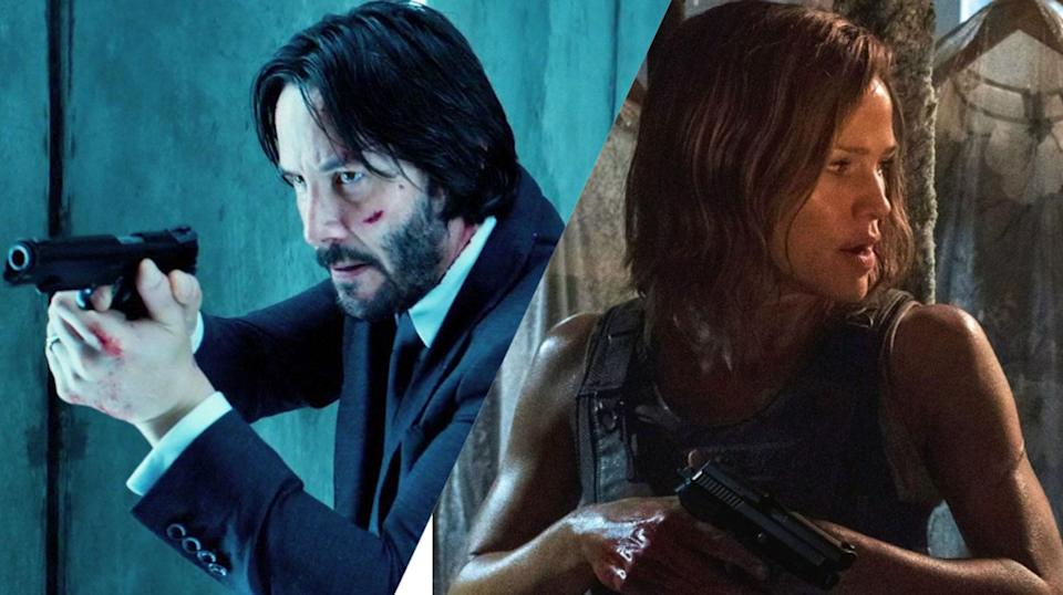 <p>Okay, so this isn't an official reboot of a former franchise, but with basically every single article about this film describing it as '<em>John Wick</em> with a woman' (if so, why, oh why did they not call this '<em>Jane Wick</em>?'), we reckon it counts.<br>Jennifer Garner returns to her <em>Alias</em> roots as a woman who decides to take violent kung fu revenge after her family are gunned down by criminals. </p>