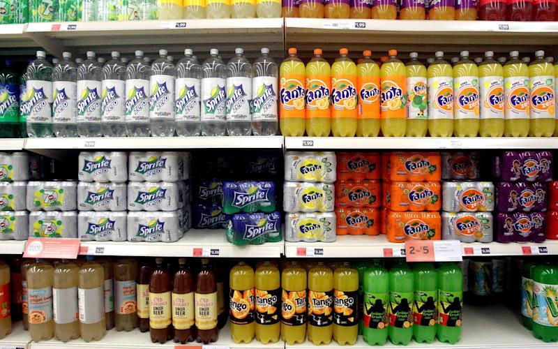 A move by the makers of fizzy drinks to reformulate their recipes to avoid the sugar tax