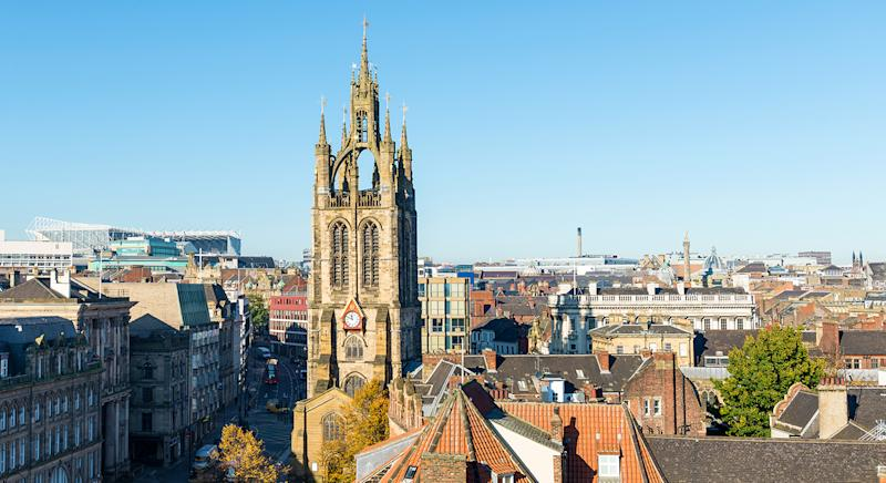 Here's all you need to know if you're looking to spend a weekend in Newcastle. [Photo: Getty]
