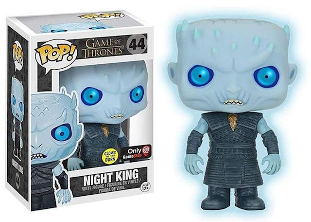 <p>It could be argued that all of the White Walker figures should at least have glow-in-the-dark eyes. </p>