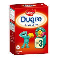 6 Popular Stage 3 Formula in Singapore - Dumex Dugro Stage 3 Growing Up Baby Milk Formula