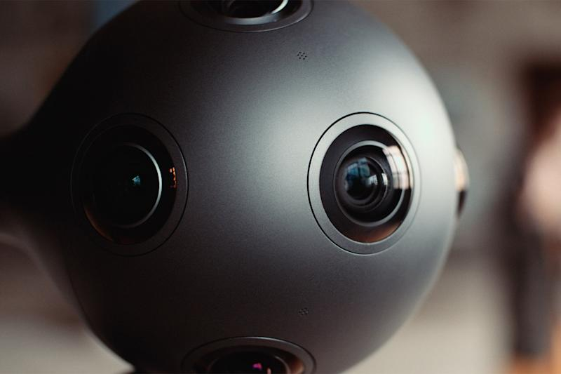 Nokia updates its $45,000 OZO Camera with new firmware features, improved software
