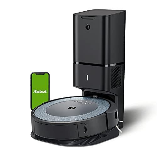 iRobot Roomba i4+ (4552) Robot Vacuum with Automatic Dirt Disposal - Empties Itself for up to 6…