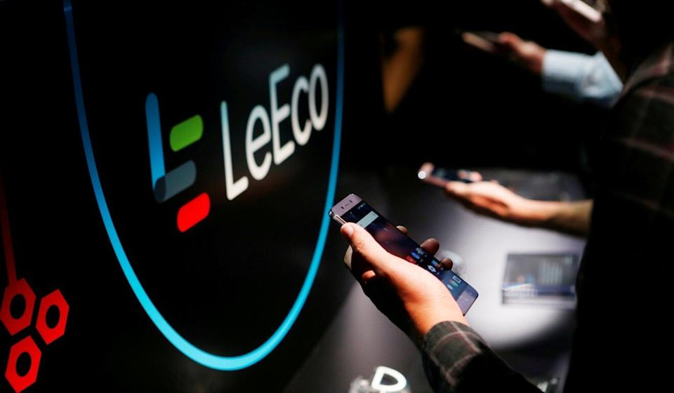 LeEco, founded by Jia Yueting, owes Leshi 7.53 billion yuan. Photo: Reuters