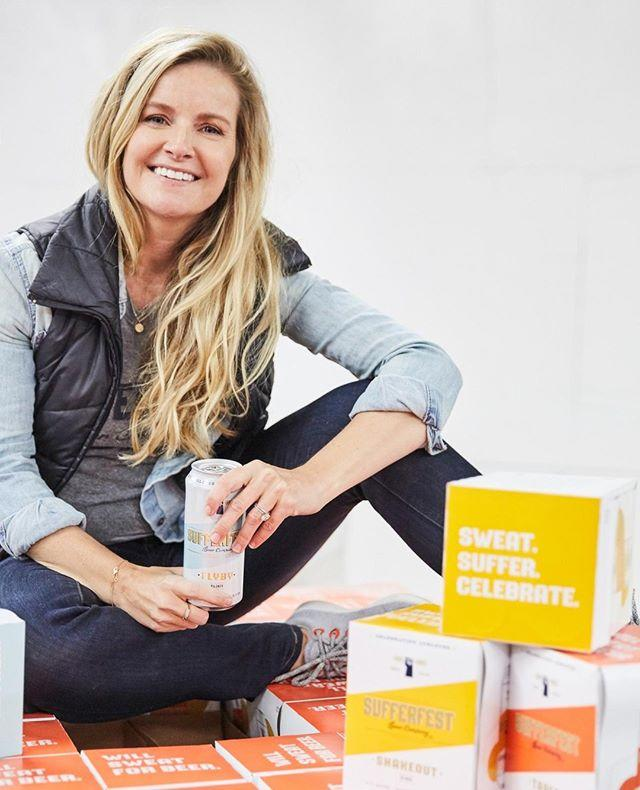"""<p>For San Francisco-based trail runner Caitlin Landesberg, the hunt for the ideal <a href=""""https://www.runnersworld.com/nutrition-weight-loss/g20828030/15-great-post-run-beers/"""" target=""""_blank"""">postrun beer</a> began in 2012. When she couldn't seem to find a tasty option that catered to the athlete's diet (and to her gluten intolerance), Landesberg teamed up with a brewing expert to create the brew she was dreaming of. Her creation, <a href=""""http://sufferfestbeer.com/en/beer"""" target=""""_blank"""">Sufferfest</a> beer, hit the market in 2016. </p><p>Today, you can find Sufferfest products—including pale ale, kolsh, and pilsner-style brews—in retail stores, restaurants, and gyms throughout California and Colorado. The brand sponsors athletes who """"suffer well"""" in their sport of choice, love the outdoors, and are like-minded in their appreciation for a good postworkout beer that aligns with an active lifestyle.</p><p><a href=""""https://www.instagram.com/p/BqdBdRIArTL/"""">See the original post on Instagram</a></p>"""