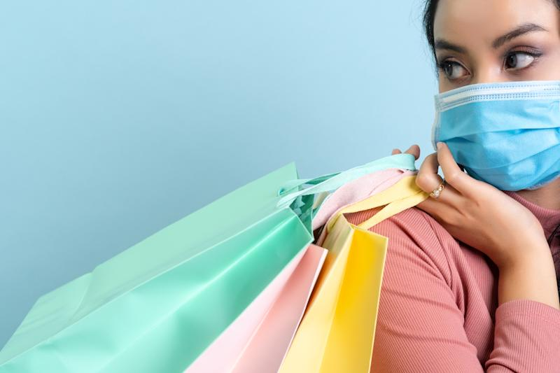 Top brands are giving back to frontline workers and others serving us during the pandemic. (Photo: Getty)