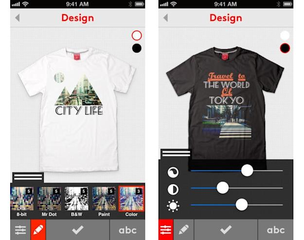 Snaptee looks to Asia's hipsters who want to wear their own