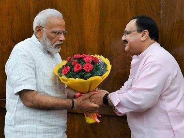 JP Nadda, appointed BJP's working president, may have been rewarded for beating Opposition arithmetic in Uttar Pradesh
