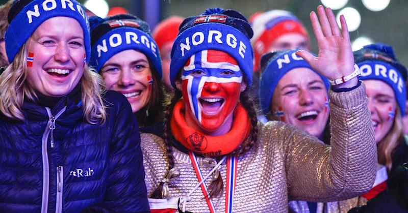 Norway ranked world's happiest country as the US gets sadder