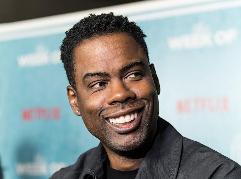NEW YORK, NY - APRIL 23: comedian/ actor Chris Rock attends 'The Week Of' New York Premiere at AMC Loews Lincoln Square on April 23, 2018 in New York City. (Photo by Gilbert Carrasquillo/FilmMagic)