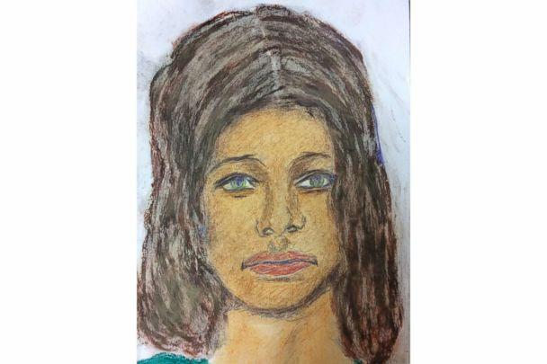 PHOTO: A sketch drawn by convicted serial killer Samuel Little of one of his victims, a white female between 20 to 25-years-old killed in 1972. The victim was possibly from Massachusetts. (FBI)