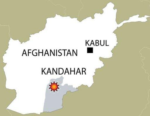 Kandahar is the birthplace of the Taliban and remains a stronghold of the militants