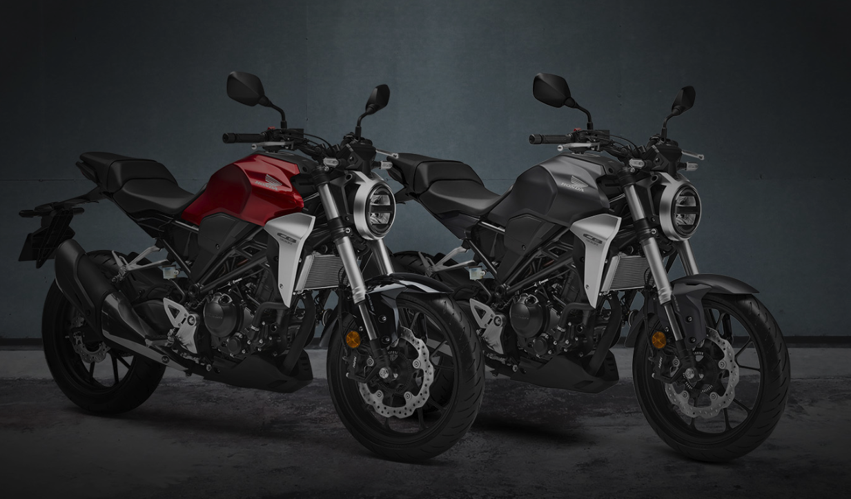 <p><strong>Base Price: $4,649</strong></p><p>The affordable 300cc class of bikes has ballooned in recent years. But many of those machines duplicate the style of a full-fledged sport bike in a smaller size which can mean hunched-over, cramped ergonomics for the daily commuter-especially if the rider is on the tall side. </p><p>The Honda CB300R fixes that with a more upright riding position and a modern café racer style that makes this bike look more expensive than it is. And because it hits the scales at barely over 300 pounds, this one will be fun on a snaky backroad and make the most out of that 286cc thumper. We'd save a few bucks by selecting the non-ABS brake model.</p>