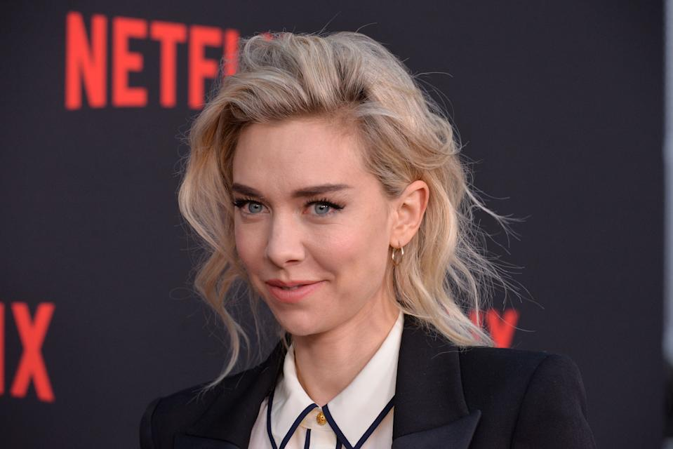 """NORTH HOLLYWOOD, CA - APRIL 27:  Actress Vanessa Kirby attends a For Your Consideration event for Netflix's """"The Crown"""" at Saban Media Center on April 27, 2018 in North Hollywood, California.  (Photo by Michael Tullberg/Getty Images)"""