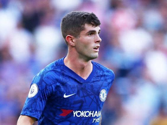 Pulisic joined Chelsea for £58m in January (REUTERS)
