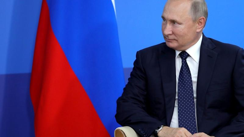 Russia and China should be allowed to join G7, says Vladimir Putin