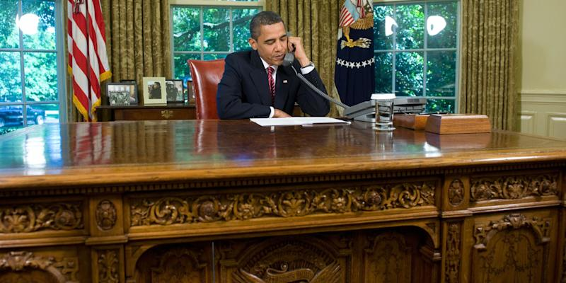 The History Of Presidential Desks Is Oddly Fascinating