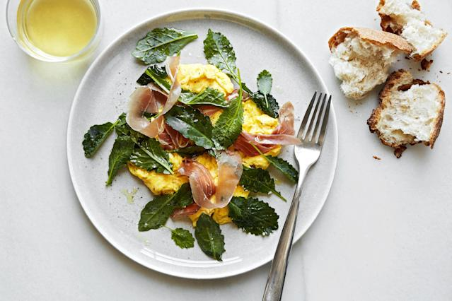 "<h1 class=""title"">Some Eggs and Some Greens - HERO</h1> <cite class=""credit"">Photo and Food Styling by Joseph De Leo</cite>"