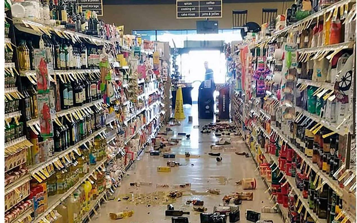 Image result for california earthquake