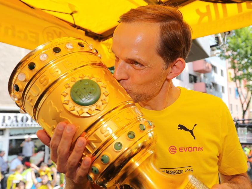 Borussia Dortmund head coach Thomas Tuchel (Getty Images)