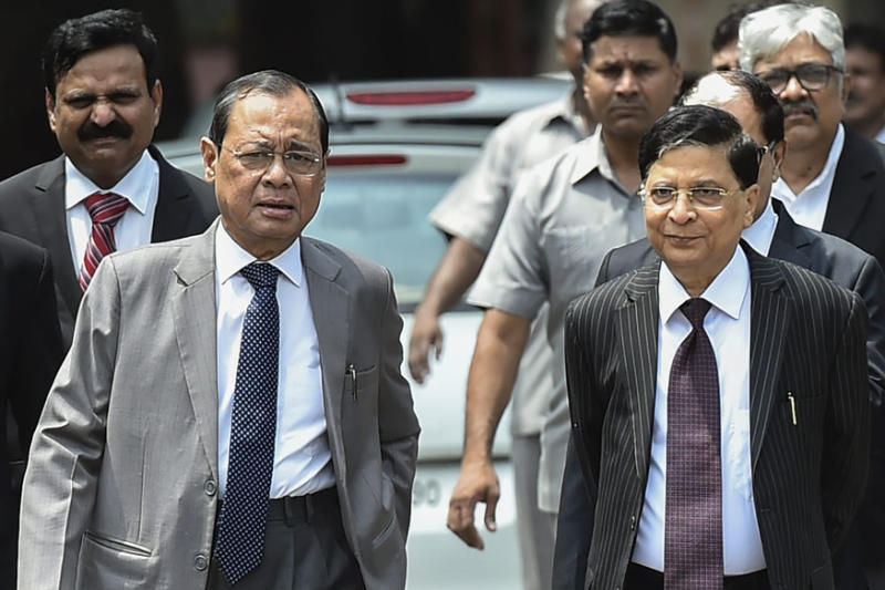 After Kurian Joseph Calls Dipak Misra 'Remote-Controlled', CJI Gogoi's Retort on SC's Credibility
