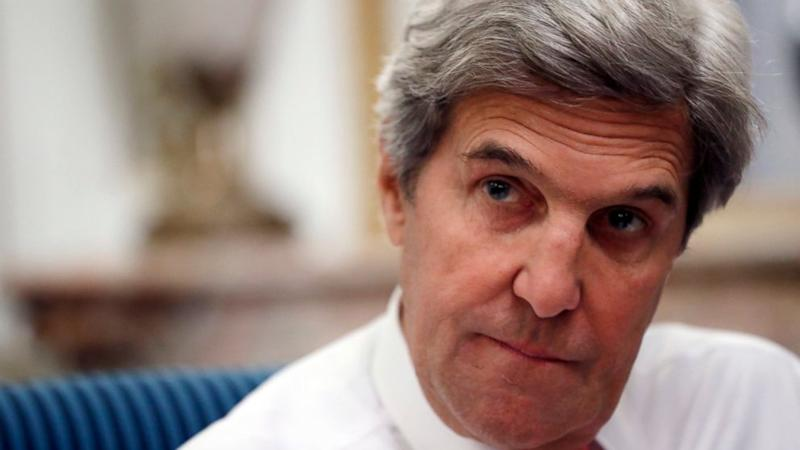 John Kerry slams Trump for Iran accusations: 'You should be more worried about Paul Manafort'