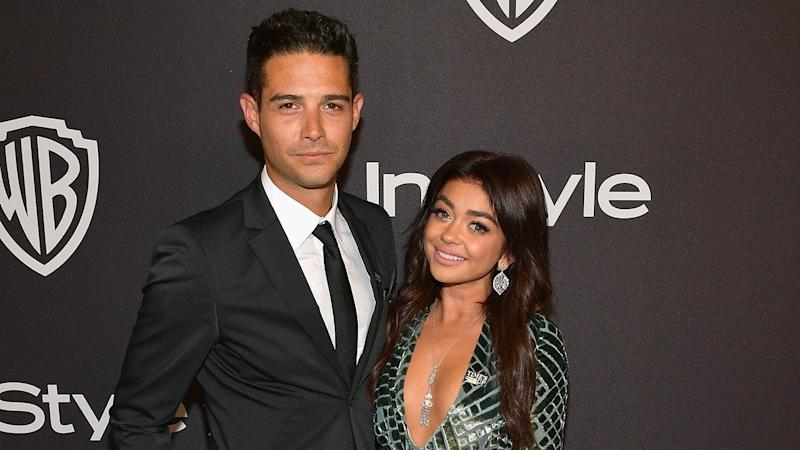 Wells Adams Posts Touching Birthday Message to 'Bride to Be' Sarah Hyland -- Pics