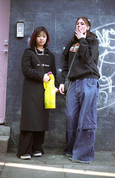<p>JNCO jeans decided to make one last billowing appearance in the new millennium. </p>