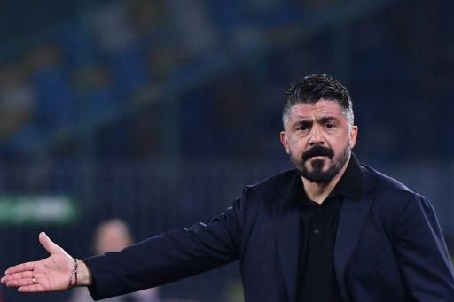 Gattuso said his side 'are living in fear'