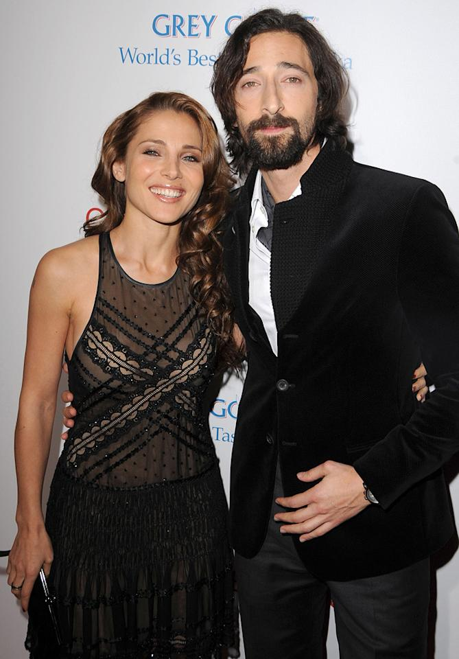 "<a href=""http://movies.yahoo.com/movie/contributor/1804504141"">Elsa Pataky</a> and <a href=""http://movies.yahoo.com/movie/contributor/1800018941"">Adrien Brody</a> at the Los Angeles premiere of <a href=""http://movies.yahoo.com/movie/1810003875/info"">Cadillac Records</a> - 11/24/2008"