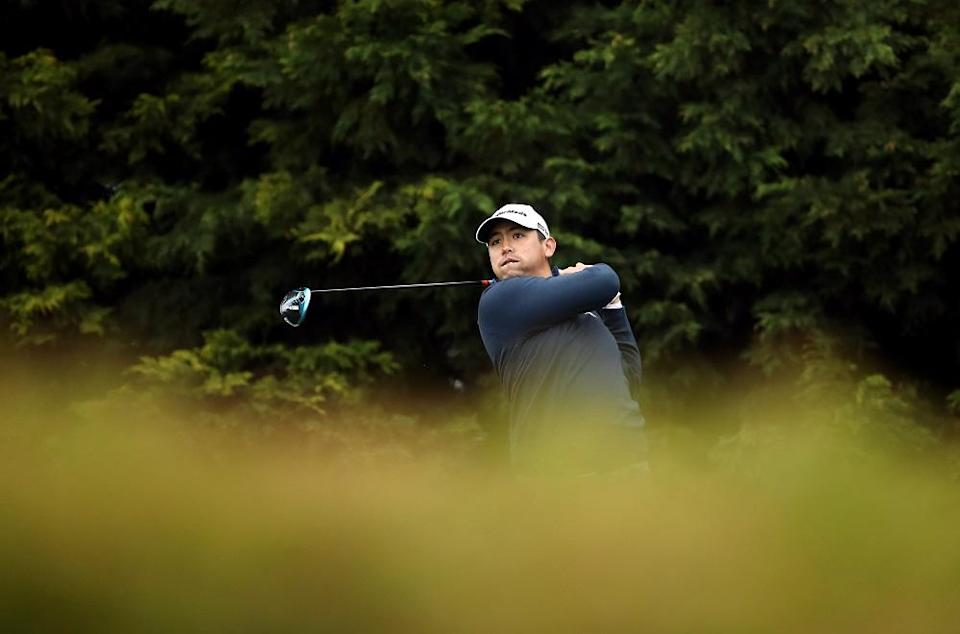 Gavin Green admits his game has been stuck in the rough due to a combination of factors but feels he is on the verge of a resurgence as he prepares to go head-to-head against many of the game's global stars. — Picture by PA via Reuters
