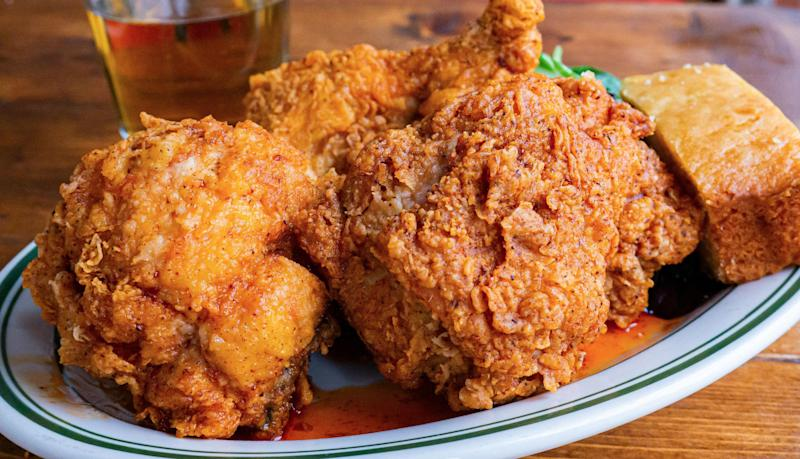 How the popular Nashville hot chicken dish was invented