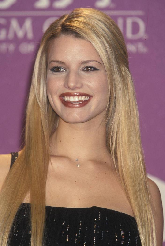 <p>Jessica Simpson landed a record deal with Columbia Records in 1997 and went on to have a successful singing and acting career. And don't forget her time in reality TV on <em>Newlyweds, </em>which helped cement her as a household name.</p>