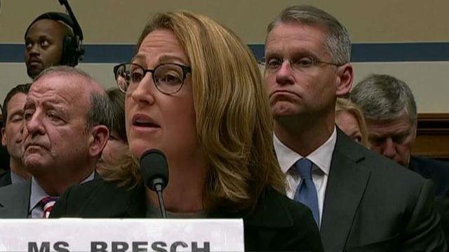 Mylan CEO Heather Bresch testified on Capitol Hill regarding her company's price hike of its life-saving EpiPen.
