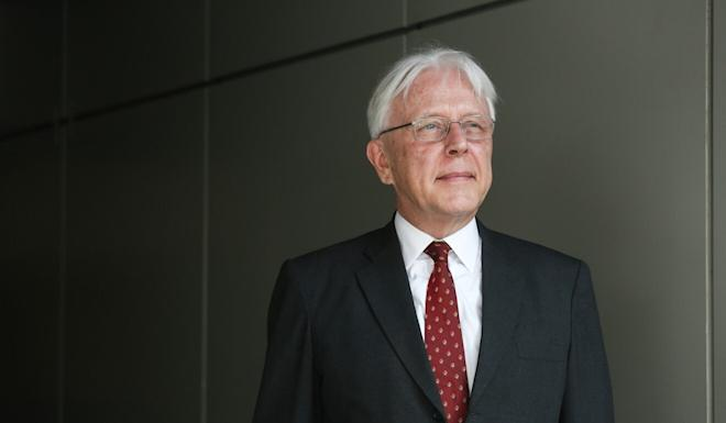 Grenville Cross, former director of public prosecutions, says only Spigelman knows if he was asked by the Australian government to consider his position. Photo: Jonathan Wong