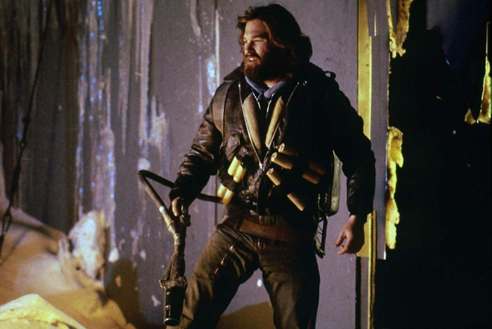"""<p>Remote location? Check. Shape-shifting villain? Check. Kurt Russell to the rescue? Check. This satisfying 1982 horror movie manages to entice even Halloween skeptics. </p><p><a class=""""link rapid-noclick-resp"""" href=""""https://www.amazon.com/Thing-Kurt-Russell/dp/B00D5DY9NS?tag=syn-yahoo-20&ascsubtag=%5Bartid%7C10055.g.29579568%5Bsrc%7Cyahoo-us"""" rel=""""nofollow noopener"""" target=""""_blank"""" data-ylk=""""slk:WATCH NOW"""">WATCH NOW</a></p>"""
