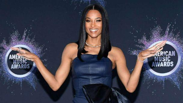 PHOTO: Ciara attends an event in Los Angeles, Nov. 21, 2019. (Getty Images for dcp, FILE)