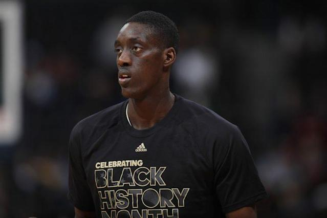 "<a class=""link rapid-noclick-resp"" href=""/nba/players/5190/"" data-ylk=""slk:Tony Snell"">Tony Snell</a> made an impact with the Bucks in only one season. (AP)"