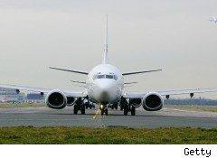 Airplane for AIG aircraft leasing story