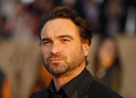 File photo: Actor Johnny Galecki arrives at the 22nd Screen Actors Guild Awards in Los Angeles, California January 30, 2016.  REUTERS/Mike Blake
