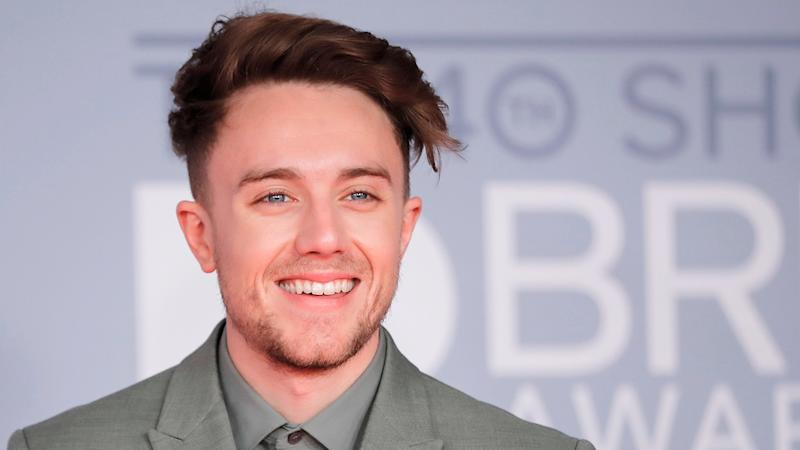 Roman Kemp says one of the strangest things about the pandemic is agreeing with Piers Morgan! (Getty Images)