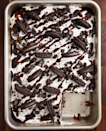 """<p>So good it's almost NSFW.</p><p>Get the recipe from <a href=""""https://www.delish.com/cooking/recipe-ideas/recipes/a53834/oreogasm-poke-cake-recipe/"""" rel=""""nofollow noopener"""" target=""""_blank"""" data-ylk=""""slk:Delish"""" class=""""link rapid-noclick-resp"""">Delish</a>. </p>"""