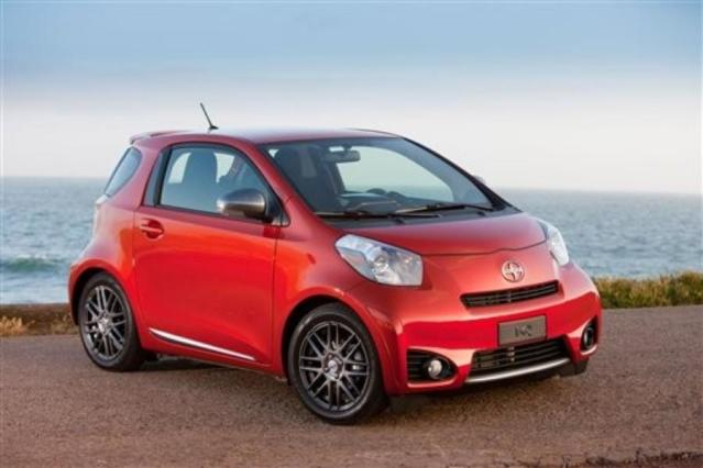 """<b>Worst Hatchback - <a href=""""http://autos.yahoo.com/scion/iq/"""" data-ylk=""""slk:2014 Scion iQ"""" class=""""link rapid-noclick-resp"""">2014 Scion iQ</a>:</b> This could've gone to the Smart as well, but in the interest of variety, the nearly-as-diminutive Scion iQ is still mightily deserving of this title. Now, we will certainly commend Toyota for its engineering abilities here, as the iQ truly is a marvel of vehicle packaging. By moving the passenger-side dash and firewall forward, there's theoretically enough room for two passengers to occupy the right-side seats in this """"2+1"""" hatchback. There is also something to be said for its ability to fit in many of the same tiny parking spots as the Smart does, but with a proper transmission.<br><br>Nevertheless, there's something about the iQ that's utterly terrifying. The crash ratings and generous airbag count indicate it's safe, but we don't live in the crowded confines of Tokyo. Here in America, even the most congested urban areas are filled with irate Crown Victoria-driving cabbies and oblivious Suburban-driving soccer moms waiting to pulverize this little Scion like the bug it resembles. On the highway, should you dare to venture, the iQ lacks the stability and substantial feeling of other pocket cars like the <a href=""""http://autos.yahoo.com/fiat/500/"""" data-ylk=""""slk:Fiat 500"""" class=""""link rapid-noclick-resp"""">Fiat 500</a> and <a href=""""http://autos.yahoo.com/mini/cooper-hardtop/"""" data-ylk=""""slk:Mini Cooper"""" class=""""link rapid-noclick-resp"""">Mini Cooper</a>.<br><br>Let us also not forget that the iQ spawned the Aston Martin Cygnet, which is a crime against all that is dignified in this world."""
